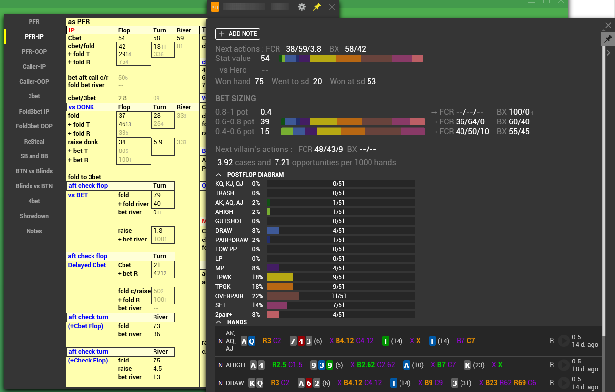 Hand2note Pro.Tools HUD