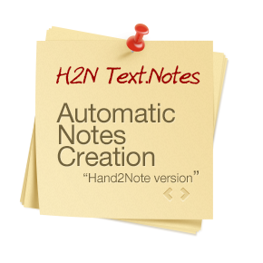 Hand2Note Text.Notes